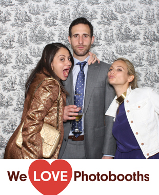 NY Photo Booth Image from Water's Edge in Long Island City, NY