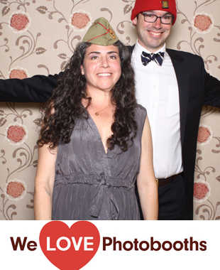 NY Photo Booth Image from Brecknock Hall in Greenport, NY