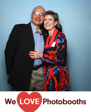 NY Photo Booth Image from Congregation Rodeph Sholom in New York, NY