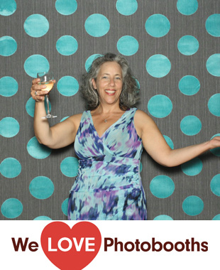 PA Photo Booth Image from Greenhill Farm in New Hope, PA