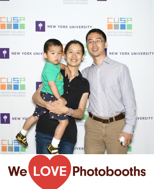 NY Photo Booth Image from Skirball Center for the Preforming Arts in New York, NY