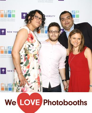 Skirball Center for the Preforming Arts Photo Booth Image
