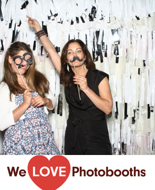 New York Photo Booth Image from The Bowery Hotel in New York, New York