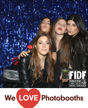 NY Photo Booth Image from Marquee in New York, NY