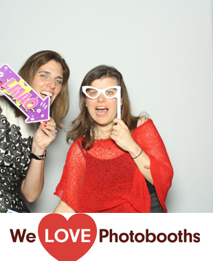 Marquee Photo Booth Image