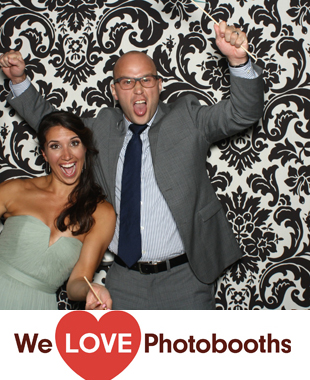 NY Photo Booth Image from The Bryant Park Grill in New York, NY