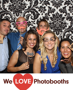 NY Photo Booth Image from Chateau at Coindre Hall in Huntington, NY