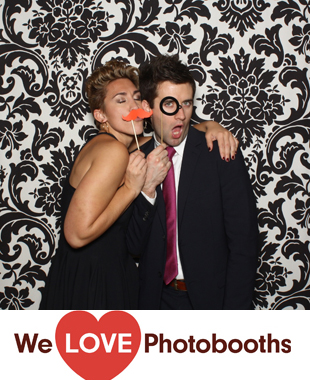 Chateau at Coindre Hall Photo Booth Image
