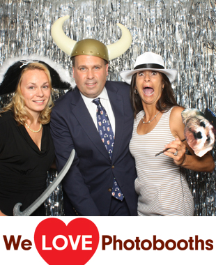 THE WESTIN GOVERNOR MORRIS Photo Booth Image