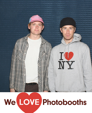 NY  Photo Booth Image from Fashion Institute of Technology: David Dubinsky Student Center in New York, NY