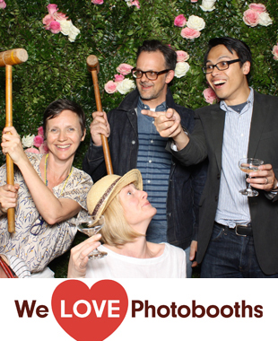 The Gramercy Park Hotel Photo Booth Image