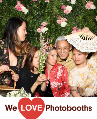 NY Photo Booth Image from The Gramercy Park Hotel in NY, NY