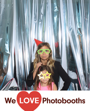 Alice + Olivia Showroom Photo Booth Image