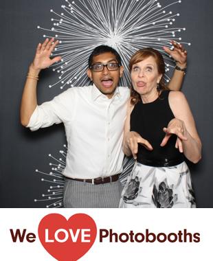 The Atrium at Brooklyn Botanic Gardens Photo Booth Image