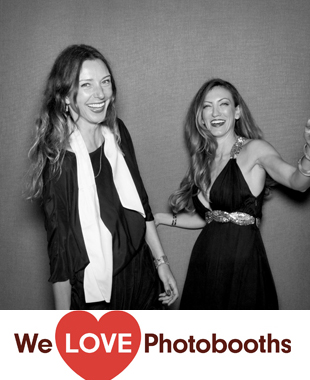 NY Photo Booth Image from The Alba Room in Long Island City, NY