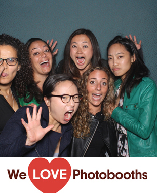 NY Photo Booth Image from Aretsky's Patroon in New York, NY