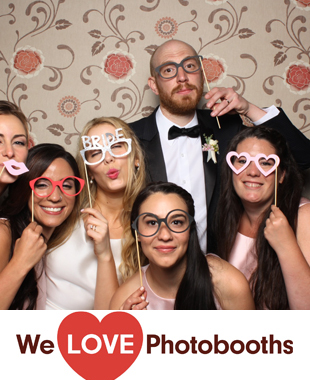 The Inn at Millrace Pond  Photo Booth Image