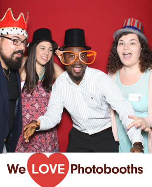 NJ Photo Booth Image from Cook Student Center in New Brunswick, NJ