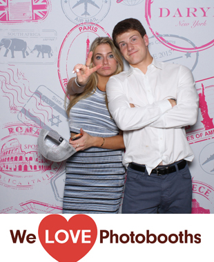 The Rainbow Room Photo Booth Image