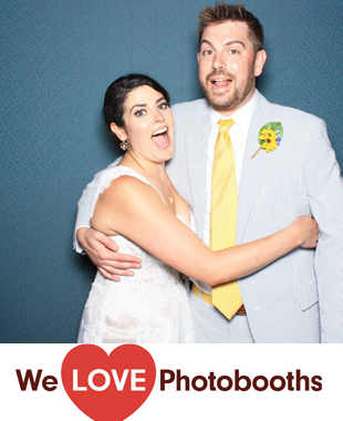 CT Photo Booth Image from The Barns at Wesleyan Hill in Middletown, CT