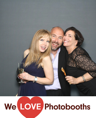 PA Photo Booth Image from Private Residence in New Hope, PA