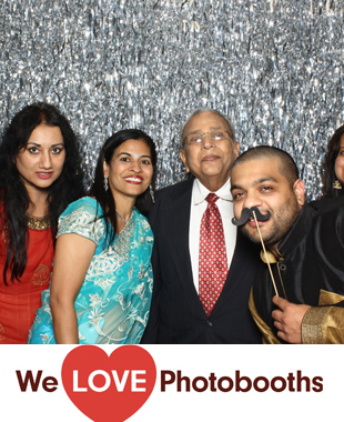 Stone Bridge Country Club Photo Booth Image