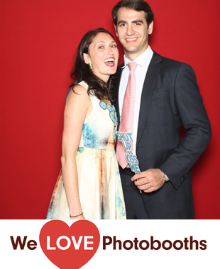 NY Photo Booth Image from Studio 450 in New York, NY