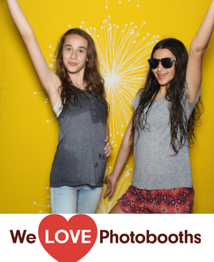 The Weston Field Club Photo Booth Image