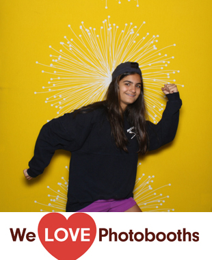 CT Photo Booth Image from The Weston Field Club in Weston, CT