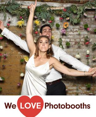 NY Photo Booth Image from The Greenpoint Loft in Brooklyn, NY