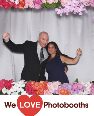 The Seawane Club Photo Booth Image