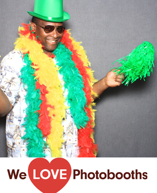 NY Photo Booth Image from LaGuardia High School in New York, NY