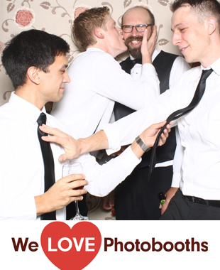 Hampshire Country Club Photo Booth Image
