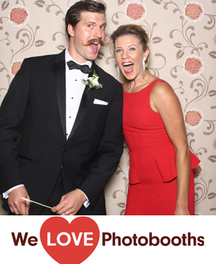 NY Photo Booth Image from Hampshire Country Club in Mamaroneck, NY