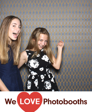 NY Photo Booth Image from Riverpark in New York, NY