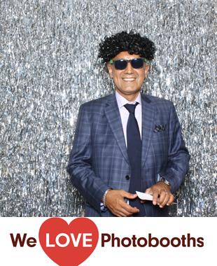 The Waldorf Astoria Photo Booth Image