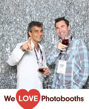 The Waldorf Astoria Photo Booth Image