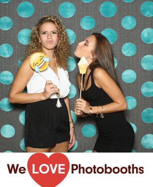 Helen Mill's Event Space Photo Booth Image