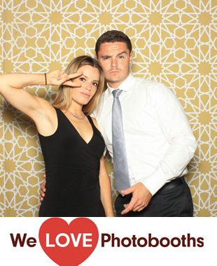 NY Photo Booth Image from The Loeb Boathouse at Central Park  in New York, NY