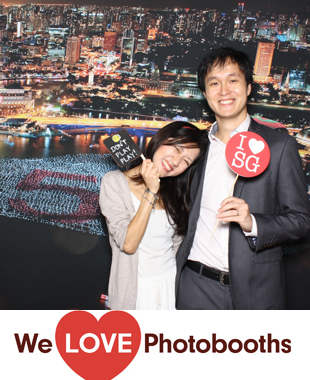 NY Photo Booth Image from Singapore Consulate in New York, NY