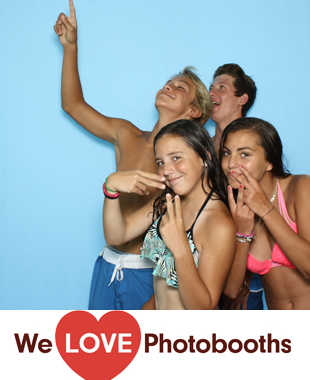PA  Photo Booth Image from Village 2  in New Hope, PA