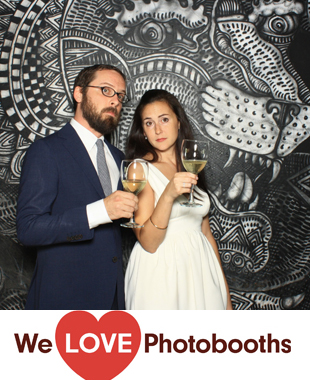 NY Photo Booth Image from House of Vans in Brooklyn, NY