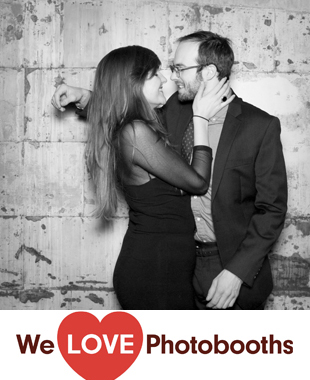 New York Photo Booth Image from The Greenpoint Loft in Brooklyn, New York