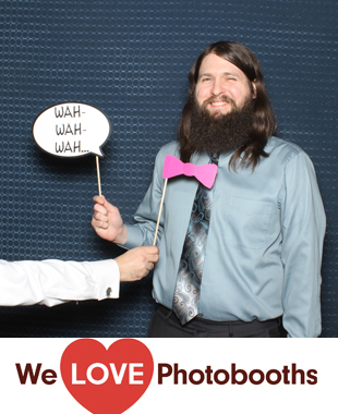 NJ Photo Booth Image from The Conservatory at the Sussex County Fairgrounds in Augusta, NJ