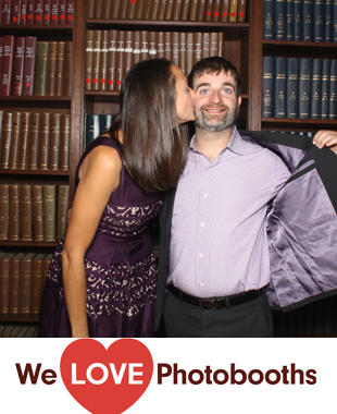 NY Photo Booth Image from New York Academy of Medicine in New York, NY
