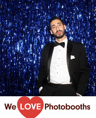 NJ Photo Booth Image from The Liberty House in Jersey City, NJ