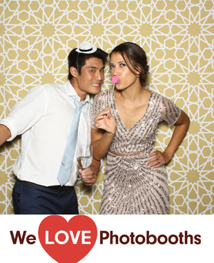 Handsome Hollow Photo Booth Image