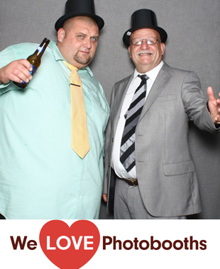 NJ Photo Booth Image from Clark's Landing in Borough of Point, NJ