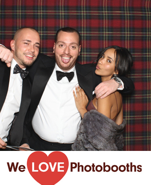 NY Photo Booth Image from National Arts Club in New York, NY