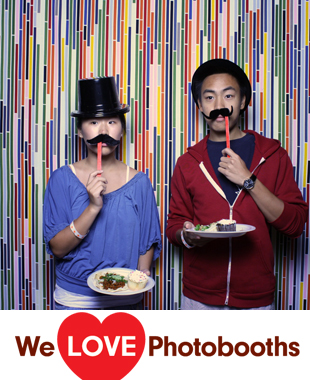 200 Houston Hall University of Pennsylvania,  Photo Booth Image